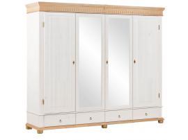 Шкаф 4-х дверный Хельсинки 4SP-M, 4GT-M, 4SPGT-M изображение 1