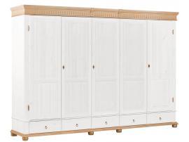 Шкаф 5-дверный Хельсинки 5M, 5SP-M, 5GT-M, 5SPGT-M изображение 1