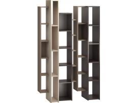 Шкаф книжный двухсторонний HiFi изображение 1