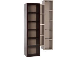 Шкаф книжный открытый HiFi изображение 2