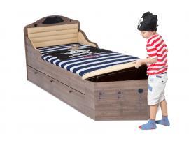 Кровать Пират №1 изображение 3
