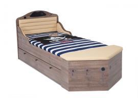 Кровать Пират №1 изображение 5