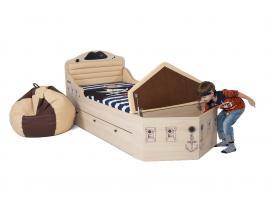 Кровать Пират №1 изображение 4