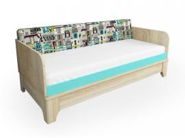 Кровать Индиго 80*190 с подъемным механизмом