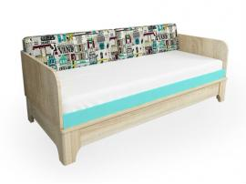 Кровать Индиго 90*190 с подъемным механизмом