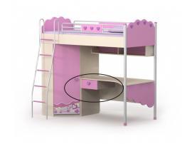 Ящик для стола кровати-чердака