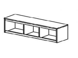 Полка настенная Стрекоза (спальня) sf 316305 изображение 1
