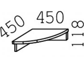 Подставка под монитор Кн-31 Капитанъ изображение 3