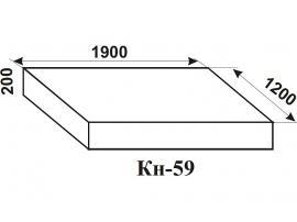 Покрывало КН-59 к КН-55 (низ) Капитанъ изображение 2