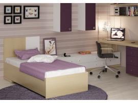 Кровать Мегаполис 53k123 изображение 2