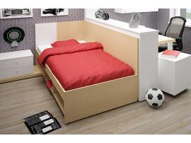 Кровать тахта Мегаполис 53k135 изображение 2