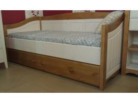 Кровать-диван Милано с выкатным ящиком изображение 2