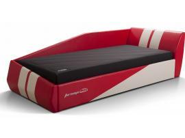 Диван-кровать FORSAGE (Форсаж) красный изображение 1