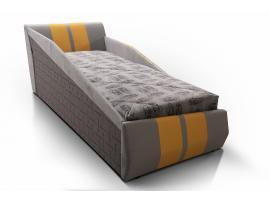 Диван-кровать LAMBIC (Ламбик) серый изображение 9
