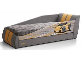Диван-кровать LAMBIC (Ламбик) серый изображение 1
