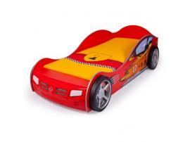 Кровать машина Champion (красная) изображение 1