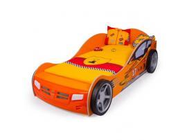 Кровать машина Champion (оранжевая) изображение 1