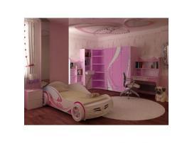 Кровать машина Princess изображение 3