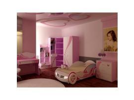 Кровать машина Princess изображение 5