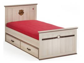 Кровать Royal XL 120х200 (1304) изображение 2