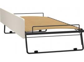 Кровать с подъемным механизмом с плоской спинкой 2piR изображение 4