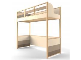 Кровать-чердак Робин Wood