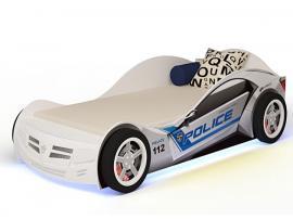 Кровать машина Police изображение 1