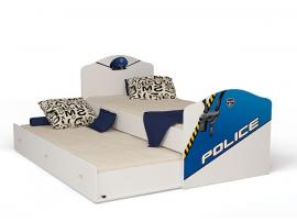 Кровать классическая Police изображение 3
