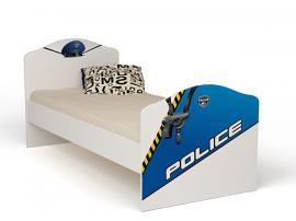 Кровать классическая Police изображение 1