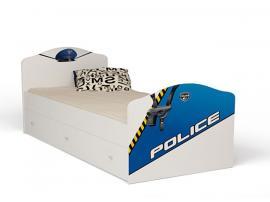 Кровать классическая Police изображение 2