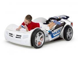 Кровать машина Police изображение 2