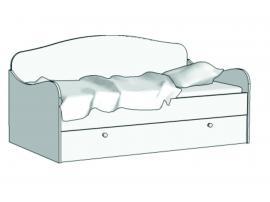 Кровать Диван (с независимым ящиком) KS-16Y