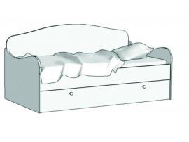 Кровать Диван (с заглушкой) KS-16Z