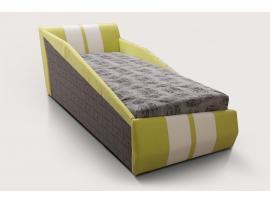 Диван-кровать LAMBIC (Ламбик) желтый изображение 2
