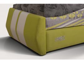 Диван-кровать LAMBIC (Ламбик) желтый изображение 4