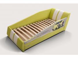 Диван-кровать LAMBIC (Ламбик) желтый изображение 8