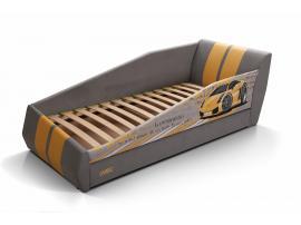 Диван-кровать LAMBIC (Ламбик) серый изображение 2
