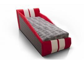 Диван-кровать LAMBIC (Ламбик) красный изображение 4