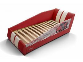 Диван-кровать LAMBIC (Ламбик) красный изображение 8