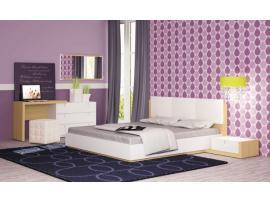 Кровать с подъемным механизмом 1500H 52K321 Leona изображение 2