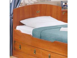 Кровать Кн-25 с ортопедической решеткой Капитанъ изображение 2