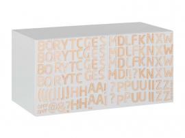Магниты деревянные буквы Yound Users
