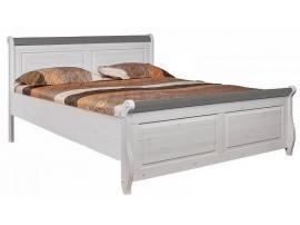 Кровать без ящиков Мальта М 180 изображение 6