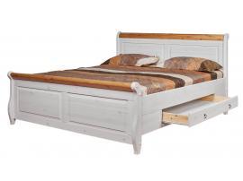 Кровать с ящиками Мальта М 160, 180 изображение 3