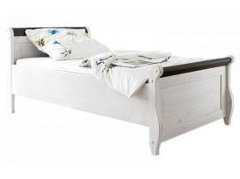 Кровать без ящиков Мальта 100 изображение 3
