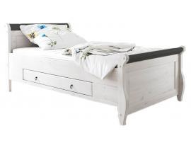 Кровать с ящиками Мальта 100 изображение 4