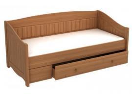 Кровать-диван Милано с выкатным ящиком изображение 3