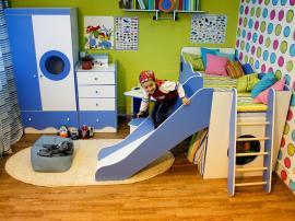 Кровать Морячок изображение 2