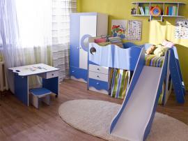 Кровать Морячок изображение 3