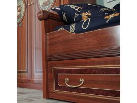 Кровать Б-13 с ортопедической решеткой изображение 2